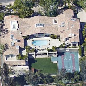 French Montana's House (Google Maps)