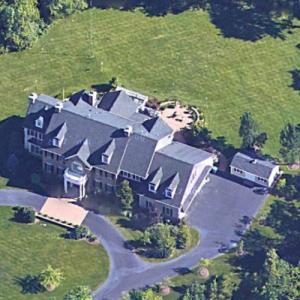 Denise Morrison's House (Google Maps)