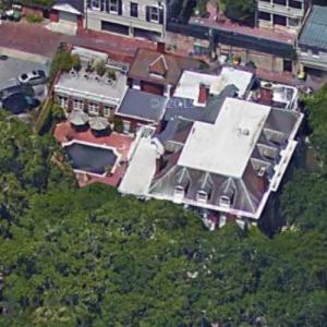 Claude & Loretta Dryden's House (Google Maps)