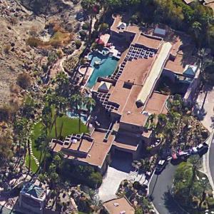Ted Lerner's House (Google Maps)