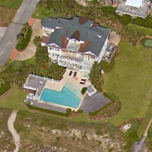 Doug Lebda's House (Google Maps)