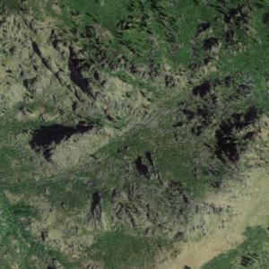 Sheep Rock (Idaho) (Google Maps)