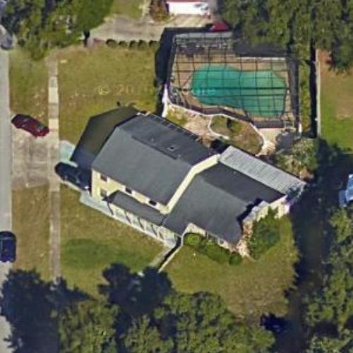 Bob Ross House Deceased In Orlando Fl Google Maps