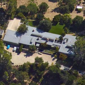 Tim Koogle's House (Google Maps)