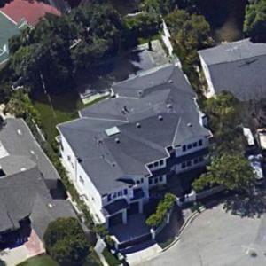 Giuliana and Bill Rancic's House (Google Maps)