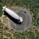 Goodyear Blimp Facility (Google Maps)