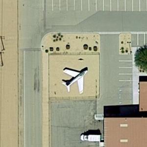 F-86H (Google Maps)