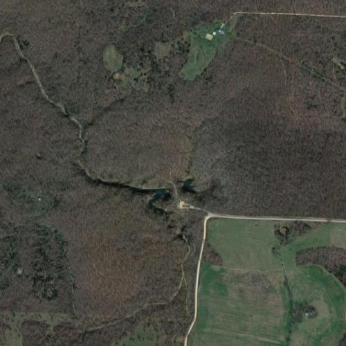 Grand Gulf State Park (Missouri) in Thayer, MO (Google Maps)