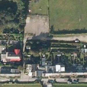 Former Rosebush Railway Station (Google Maps)