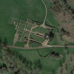 Bancroft Roman Villa (Google Maps)