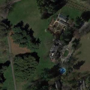 David Rockefeller's House (Google Maps)