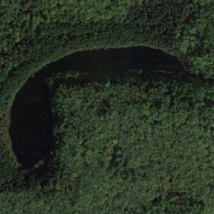 Ell Pond (Google Maps)