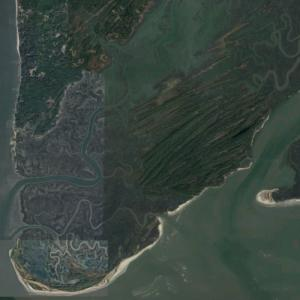 St. Phillips Island (Google Maps)