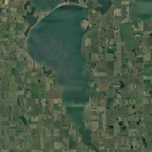 Lake Thompson (South Dakota) in Manchester, SD - Virtual Globetrotting