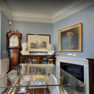 Samuel Johnson Birthplace Museum (StreetView)