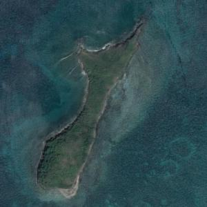 Green Cay National Wildlife Refuge (Google Maps)