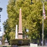 Gravesite of President Millard Fillmore