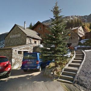 Zumdorf - Smallest village in Switzerland (StreetView)