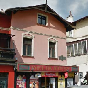 Birthplace of Klaus Kinski (StreetView)