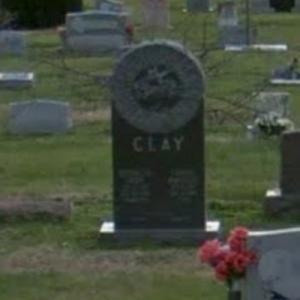Gravesite of Muhammad Ali's parents (StreetView)
