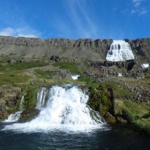 Dynjandi Waterfall (StreetView)