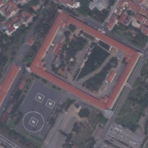Selimiye Barracks (Google Maps)