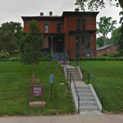 South Park Apartments Omaha: General Crook House In Omaha, NE (Bing Maps