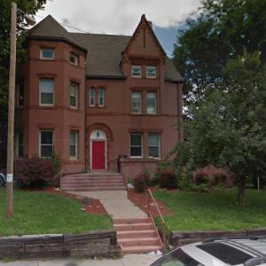 Thomas Kilpatrick House (StreetView)