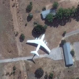 Il-76 (Google Maps)