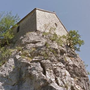 Church on the rock (StreetView)