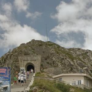 Njegoš' mausoleum (StreetView)