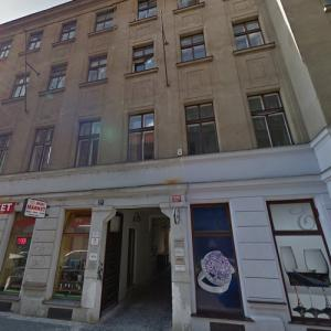 Embassy of the Democratic Republic of Congo, Prague (StreetView)