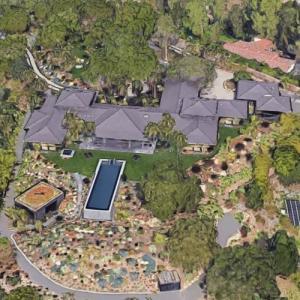 Ellen DeGeneres & Portia de Rossi's House (Google Maps)