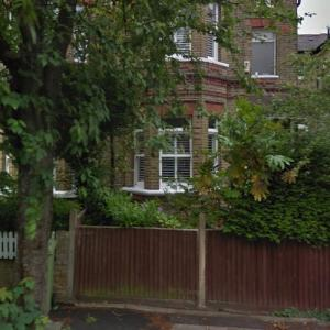Dame Margaret Rutherford's childhood home (StreetView)