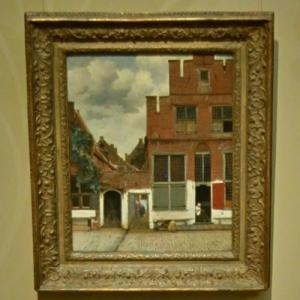 """The Little Street"" by Johannes Vermeer (StreetView)"
