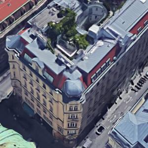 Embassies of Ecuador and Panama, Vienna (Google Maps)