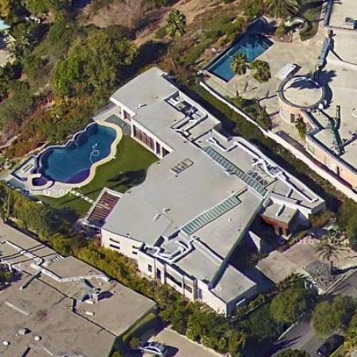 Google Rental Homes: Justin Bieber's Rental House In Beverly Hills, CA (Google