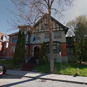 Embassy of Bosnia and Herzegovina, Ottawa (StreetView)
