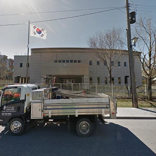Embassy of South Korea, Ottawa in Ottawa, Canada (Google Maps)