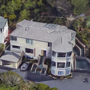 Tom Steyer's House (Google Maps)