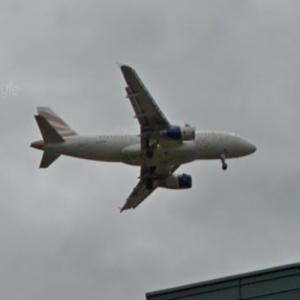 """British Airways Airbus A319-131 """"Olympic Dove"""" Special Livery (StreetView)"""