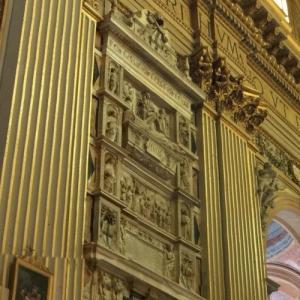 Pope Pius III's tomb (StreetView)