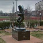 Billy Sims statue