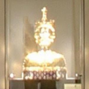 Bust of Charlemagne at Aachen Cathedral Treasury (StreetView)