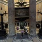 King Victor Emmanuele II of Italy's tomb at the Pantheon