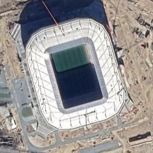 Stadion Kaliningrad (2018 FIFA World Cup) (Google Maps)