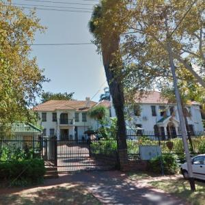 Embassy of Algeria, Pretoria (StreetView)