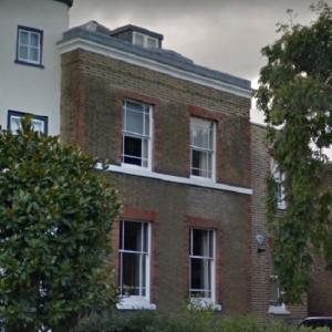Tom Hardy's House (StreetView)