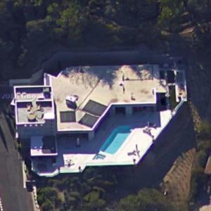 John Francis Daley's House (Google Maps)