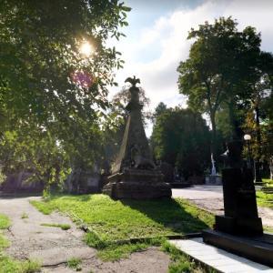 Tomb of Juliusz Konstanty Ordon (StreetView)